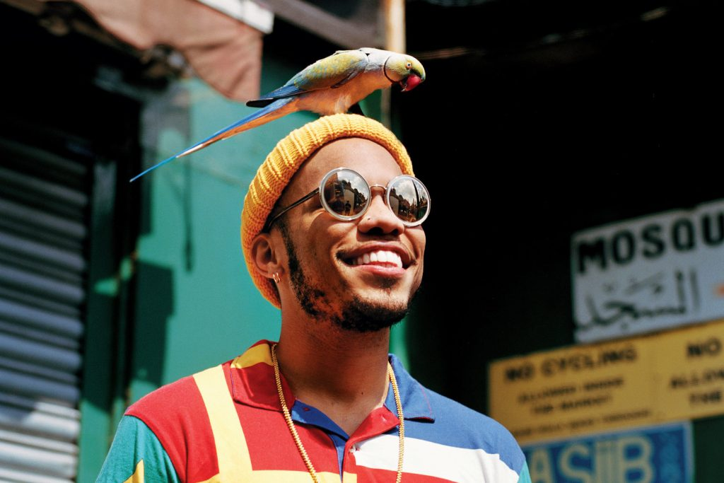 Anderson Paak Biography