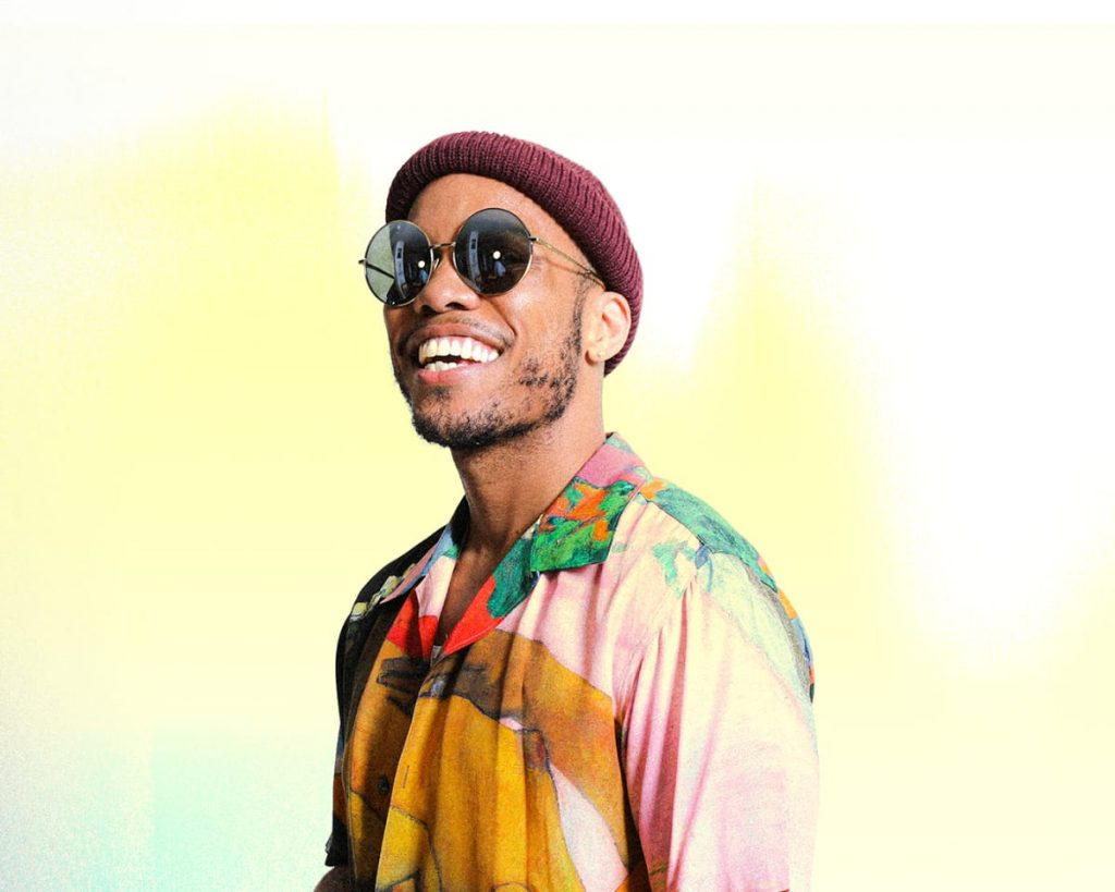 Anderson Paak Height, Weight & Body Measurements