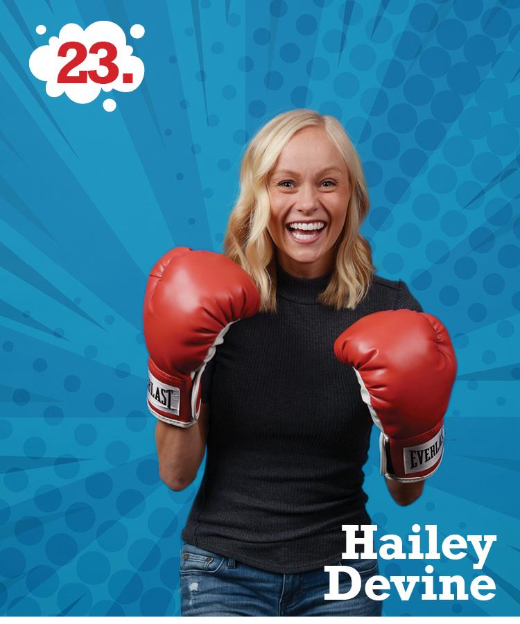 Hailey Devine