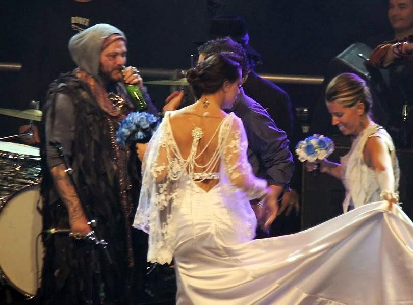 Nicole Boyd Wedding Dress