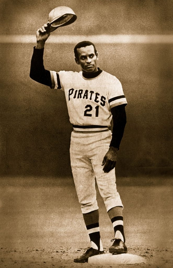 Roberto Clemente Height, Weight & Body Measurements