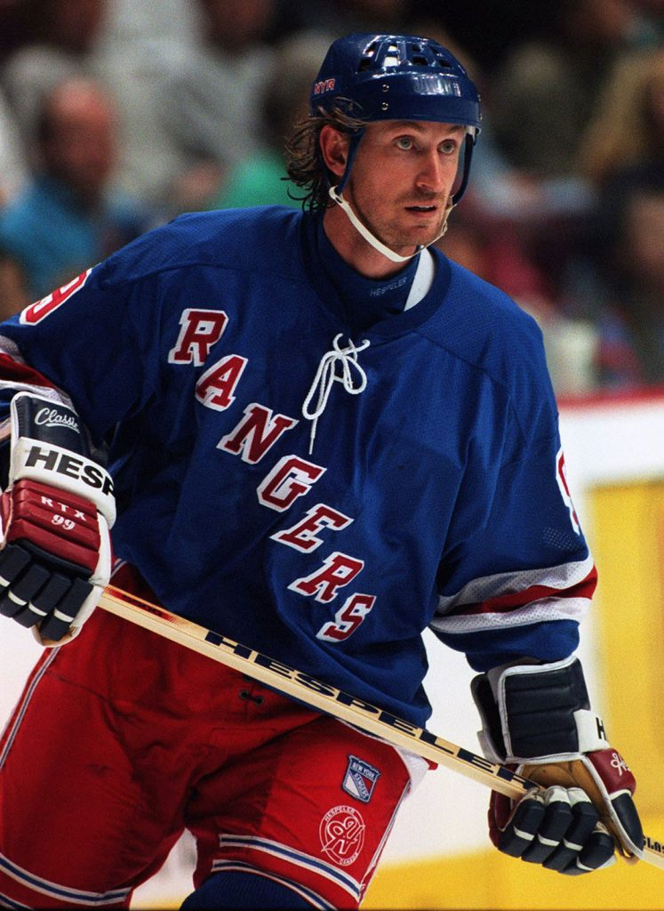 Wayne Gretzky Biography