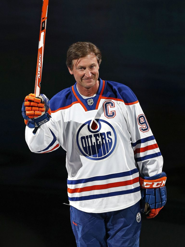 Wayne Gretzky Height, Weight & Body Measurments