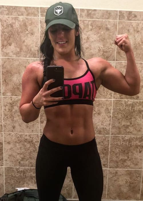 Tessa Blanchard Height