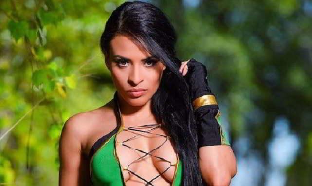 Zelina Vega Age