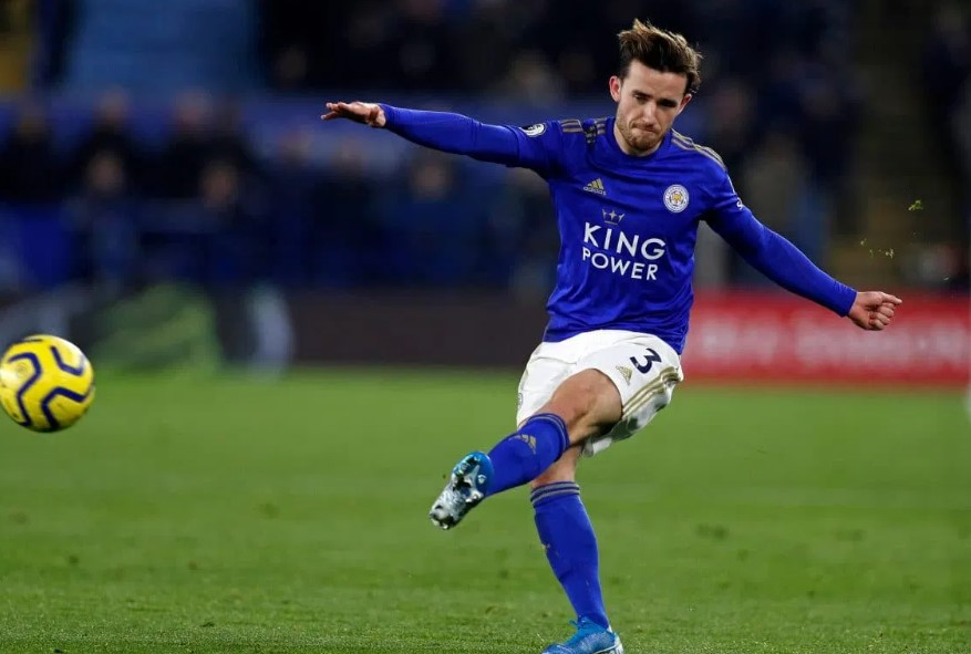 Ben Chilwell made his Premier League debut on 26 December 2016 against Everton.
