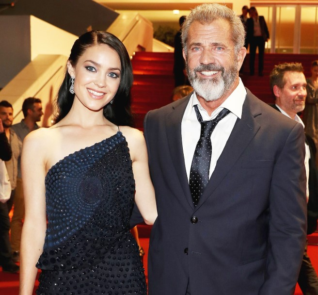 Mel Gibson started dating former champion equestrian vaulter and writer Rosalind Ross in 2014.