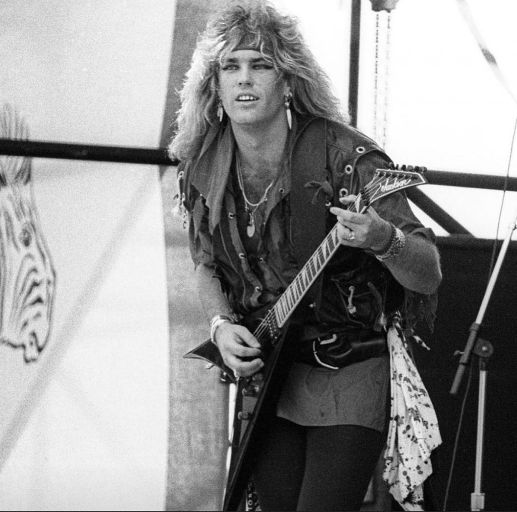 Robbin Crosby Height, Weight & Body Measurements