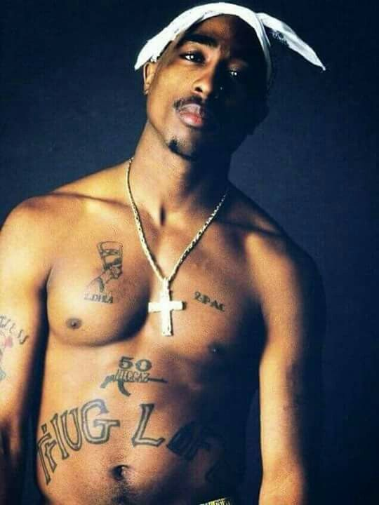 Tupac Shakur Height, Weight & Body Measurements