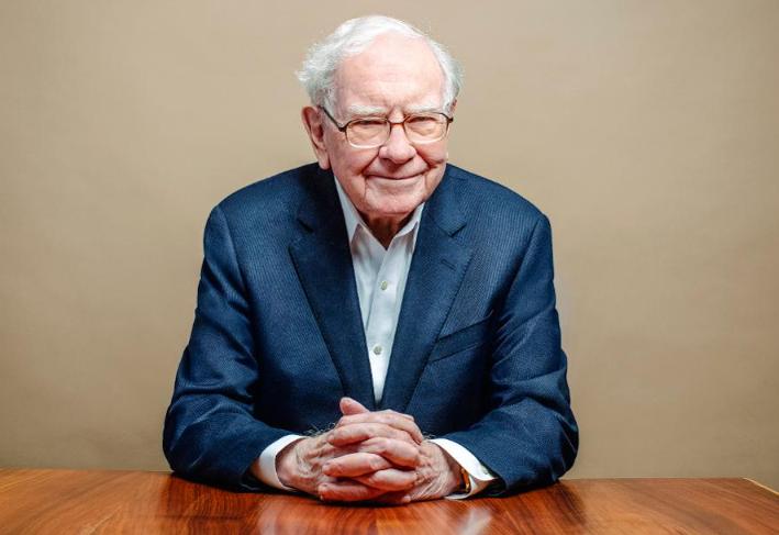 Warren Buffett, a successful stock investor