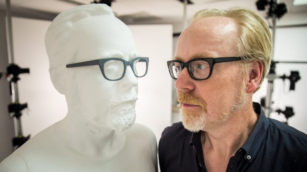 Adam Savage Height, Weight & Body Measurements