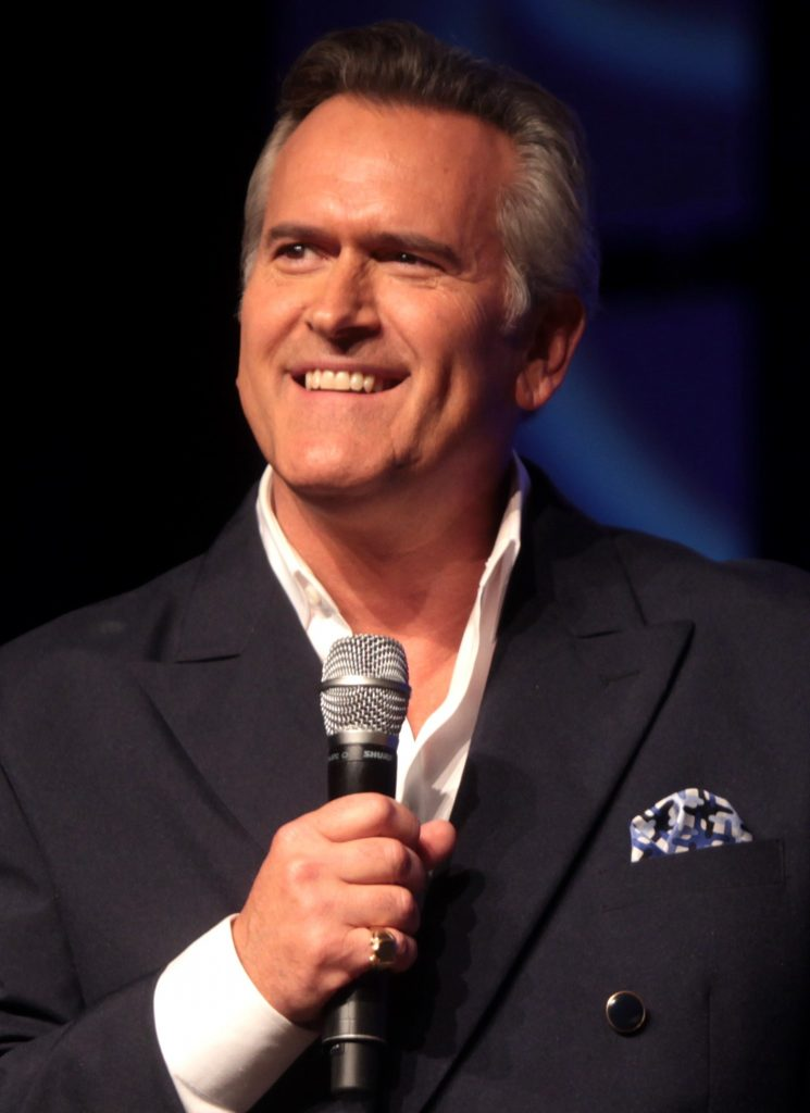 Bruce Campbell Height, Weight & Body Measurements
