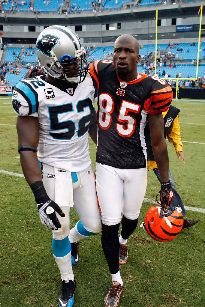 Chad Johnson Height, Weight & Body Measurements