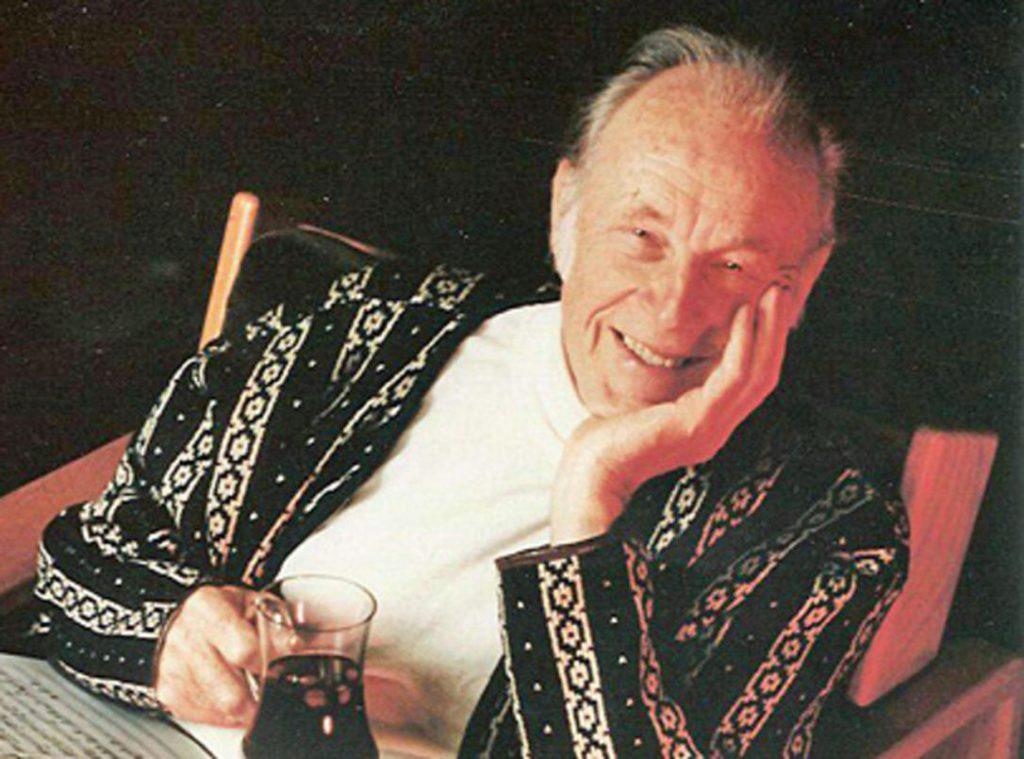 Jan Rubes Biography
