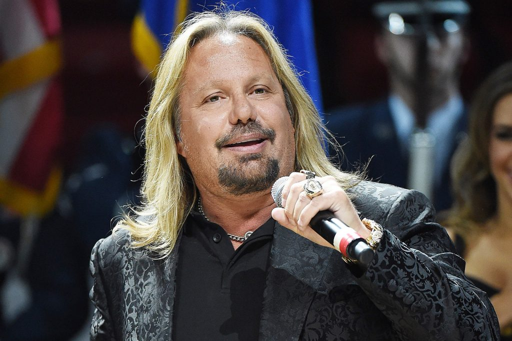 Vince Neil Height, Weight & Body Measurements