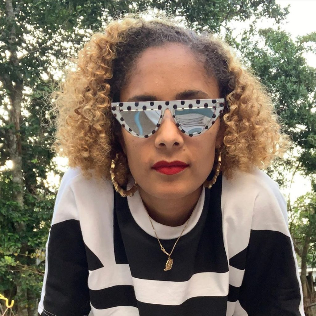 Amanda Seales Height Weight Body Measurements