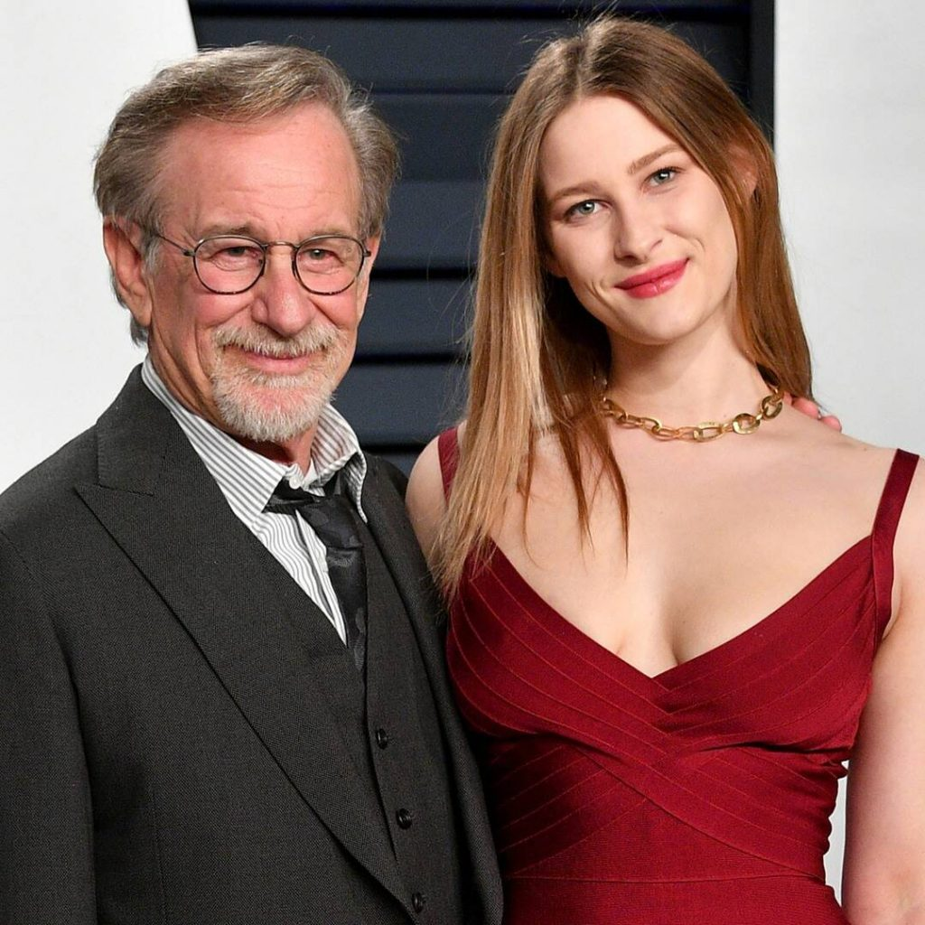 Destry Allyn Spielberg Height