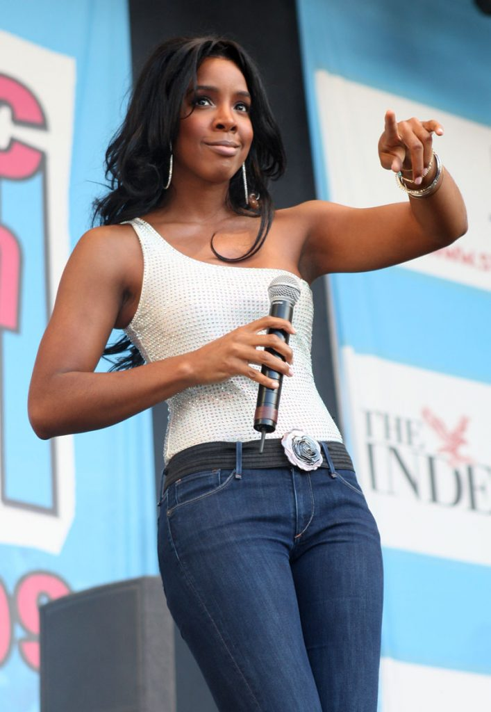 Kelly Rowland Height, Weight & Body Measurements