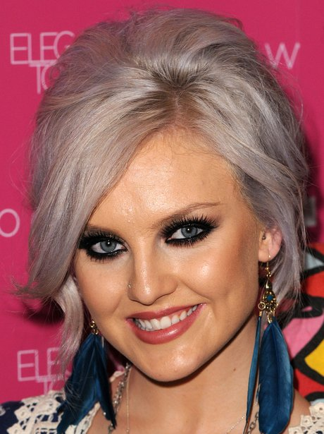 Perrie Edwards hair color