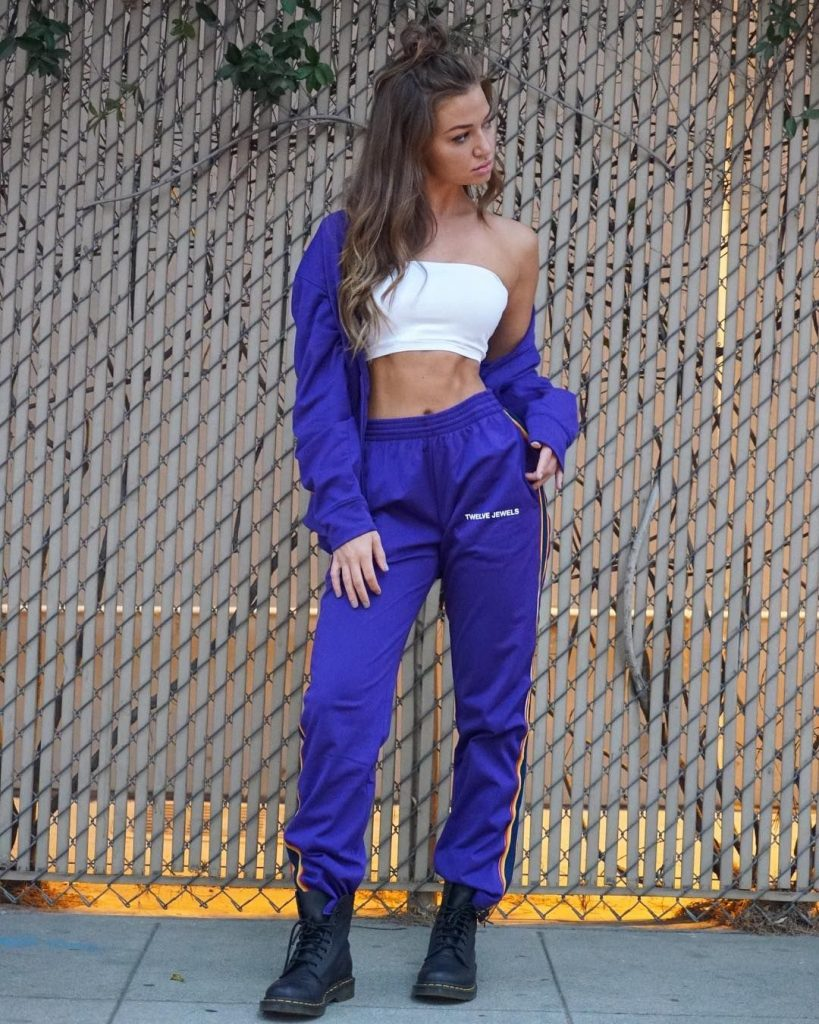 erika costell outfit