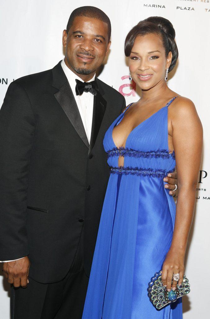 Michael Misick & LisaRaye McCoy