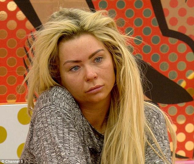 Nicola McLean no makeup