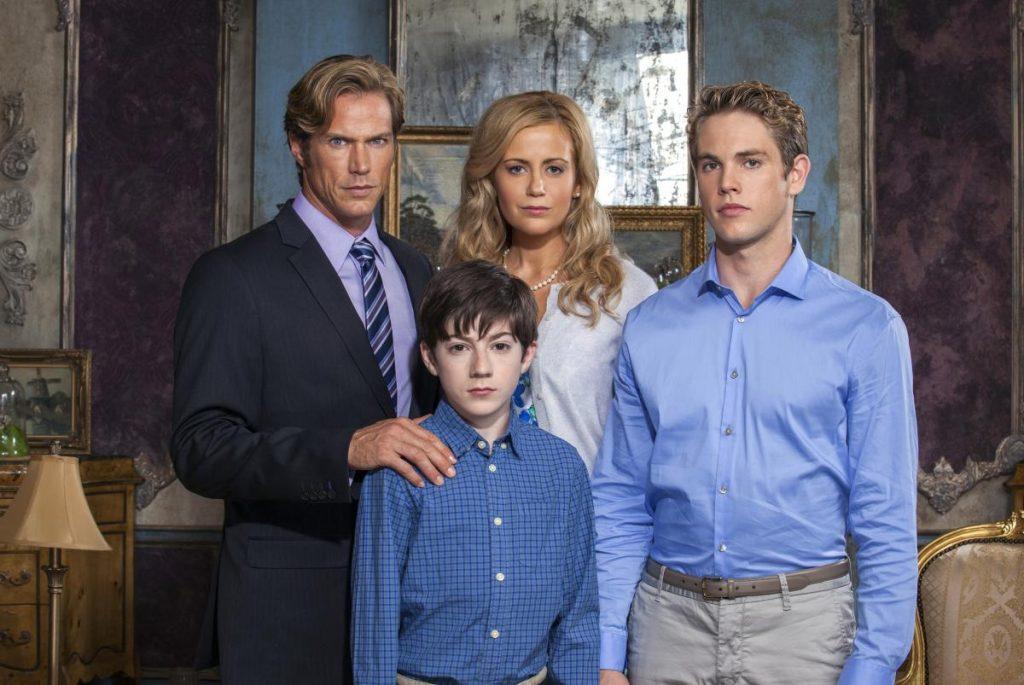 Rachael Carpani Family