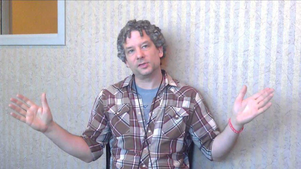 Scott Allie Height, Weight & Body Measurements