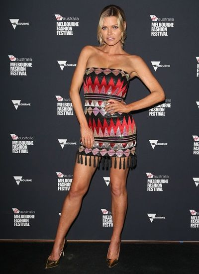 Sophie Monk Height