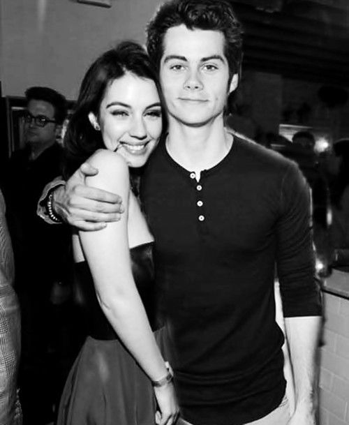 adelaide kane and dylan o'brien