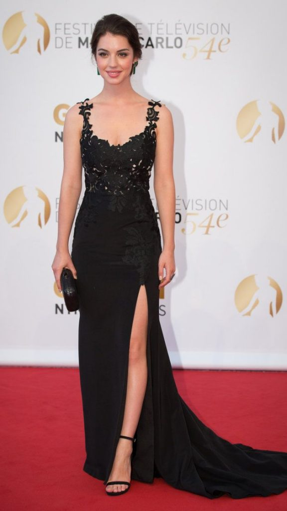 adelaide kane gown