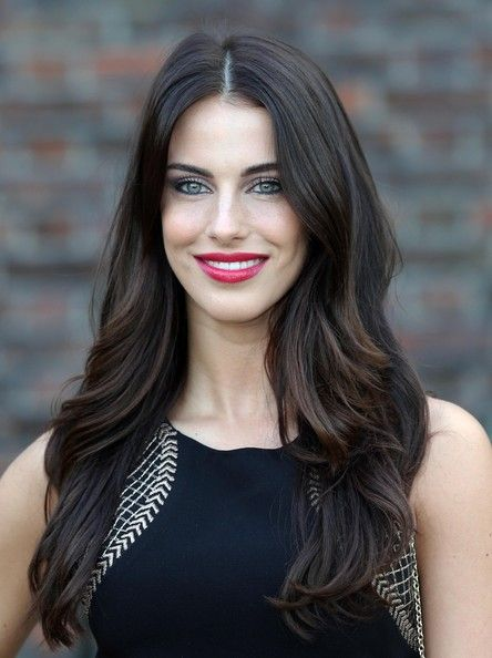 jessica lowndes long hair