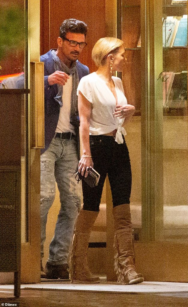 nicky whelan and frank grillo