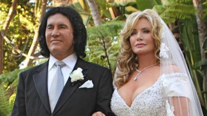 shannon tweed wedding
