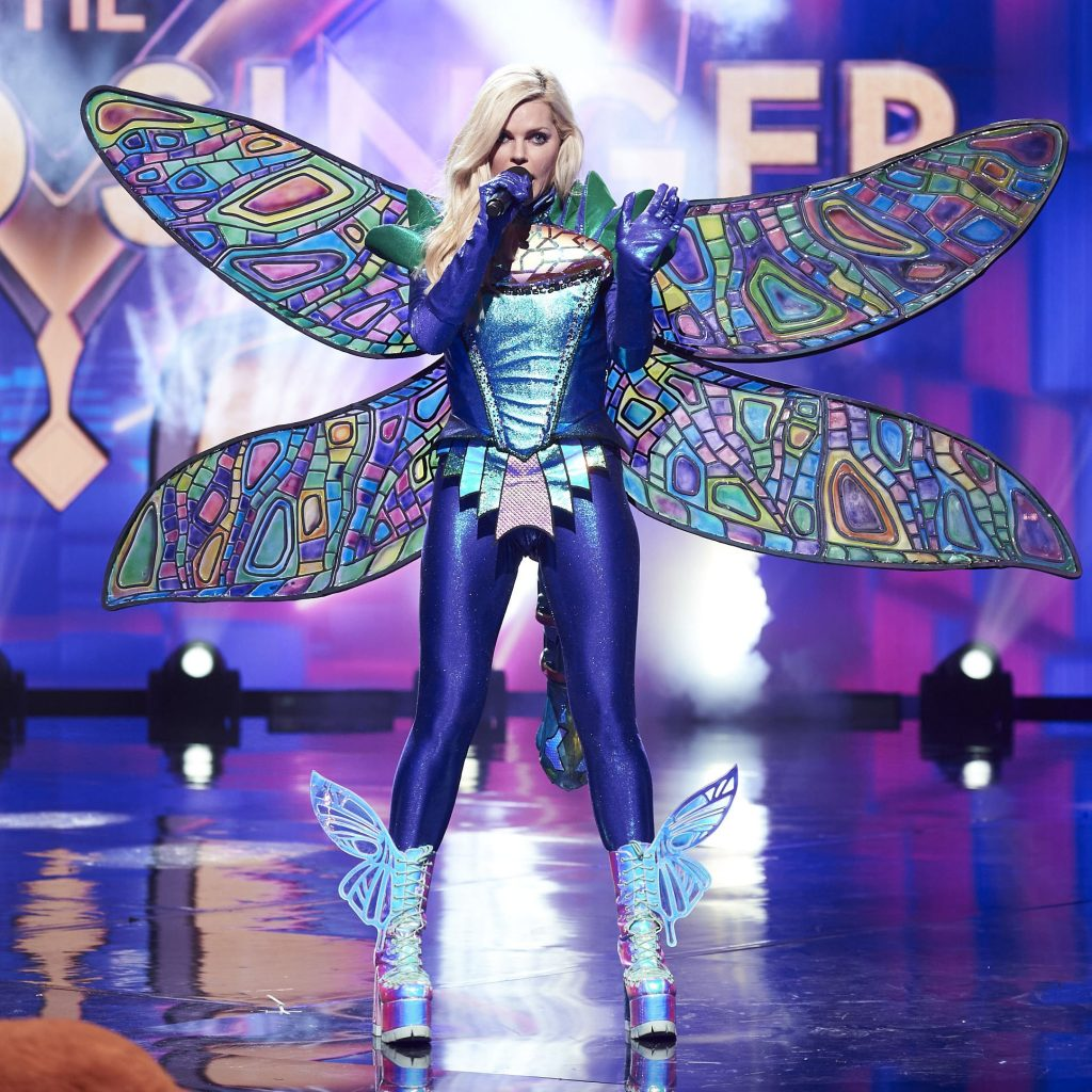 sophie monk dragonfly