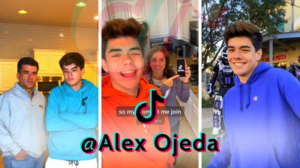 Alex Ojeda TikTok