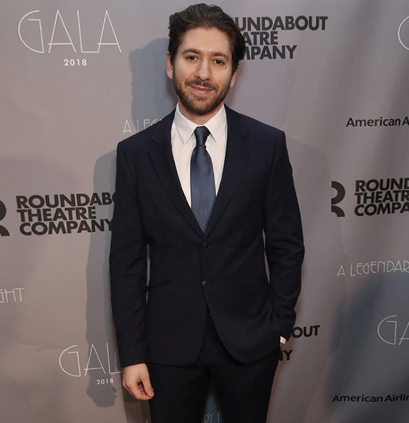 Michael Zegen Height