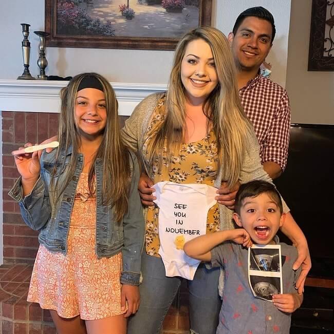 Olivia Olivarez Family