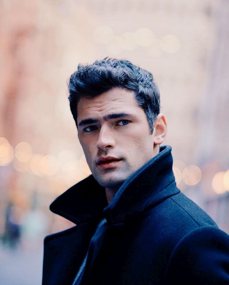 Sean O'Pry Height, Weight & Body Measurements