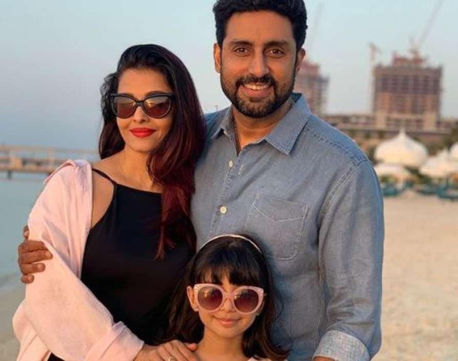 Abhishek Bachchan Wife