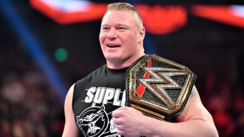 Brock Lesnar Height, Weight & Body Measurements