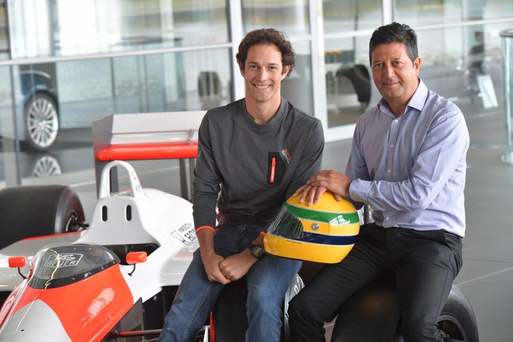 Bruno Senna Wiki