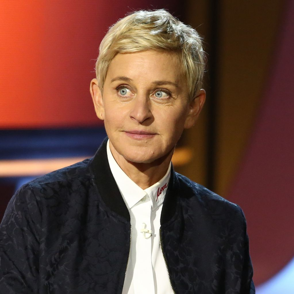 Ellen DeGeneres Height, Weight & Body Measurements