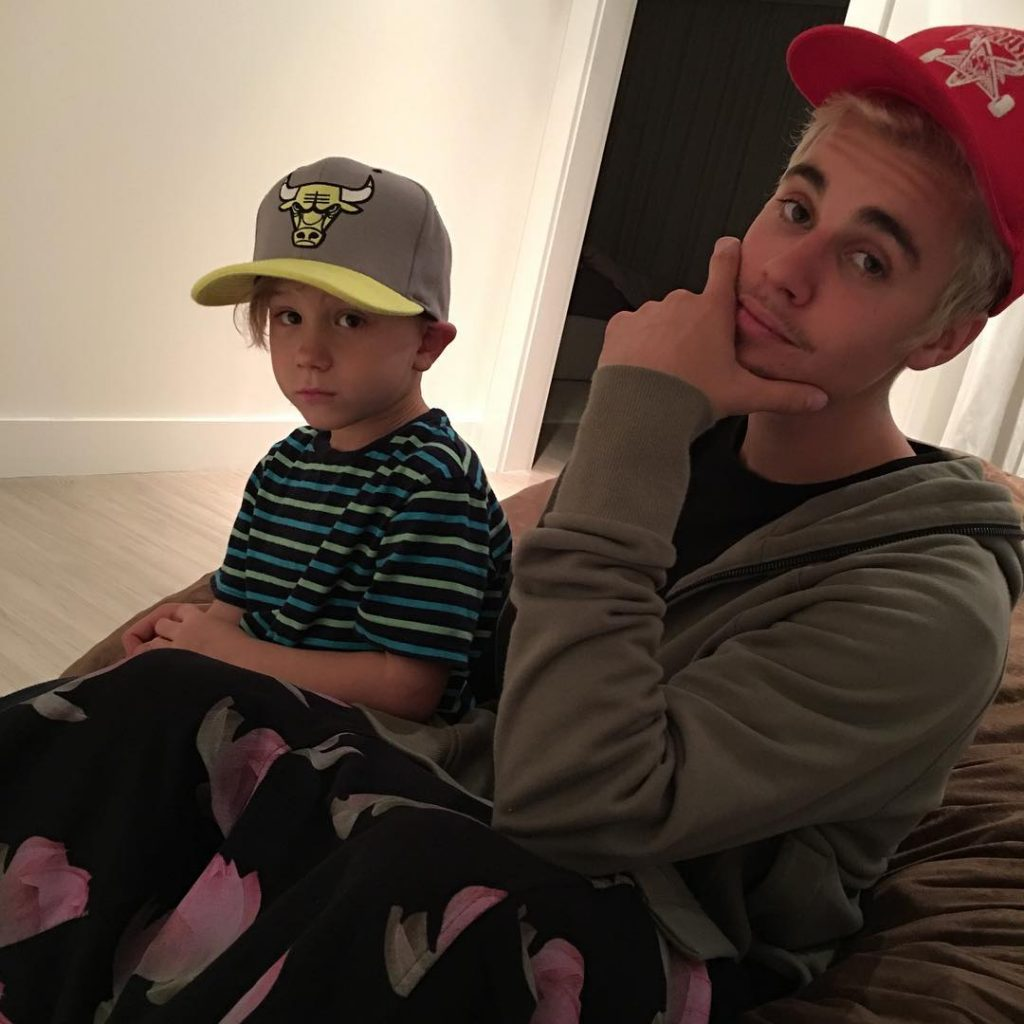 Jaxon Bieber Bio