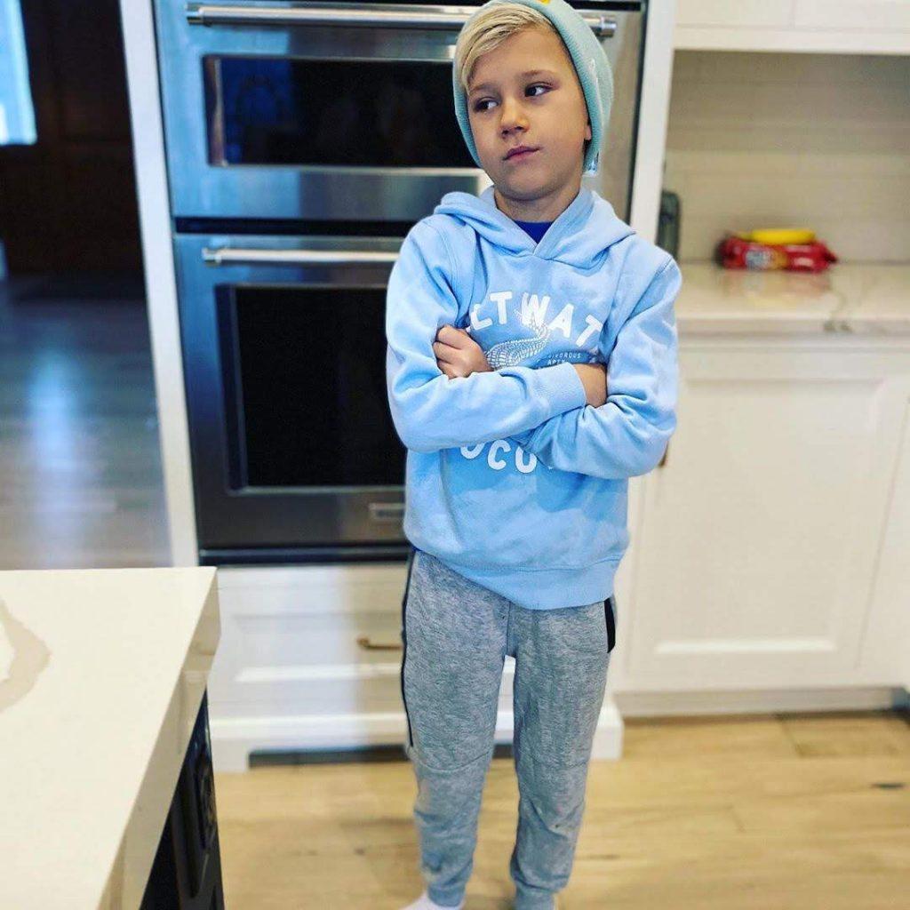 Jaxon Bieber Net Worth