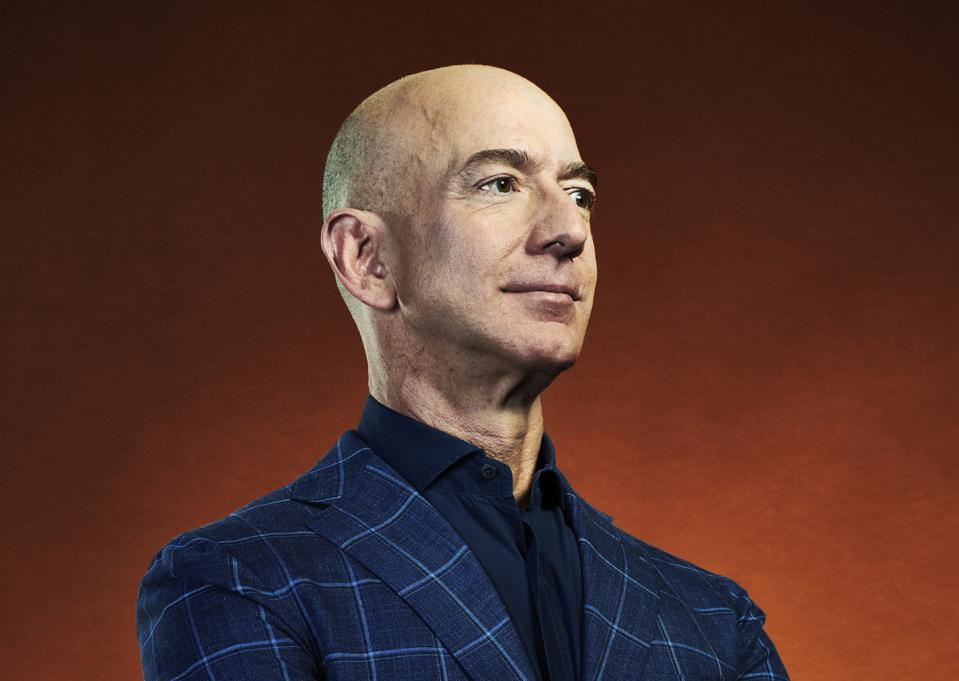 Jeff Bezos Height, Weight & Body Measurements