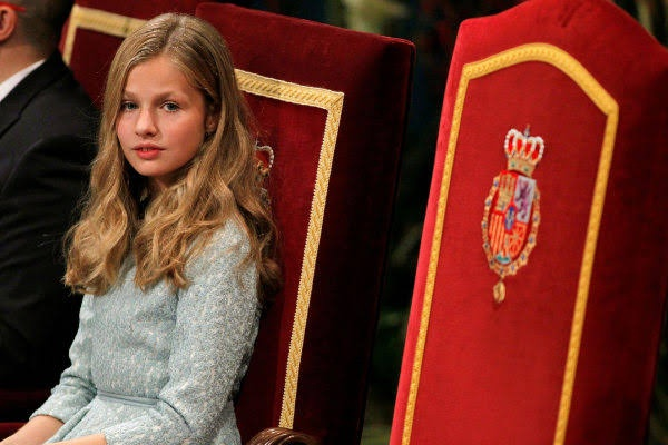 Leonor, Princess of Asturias Bio