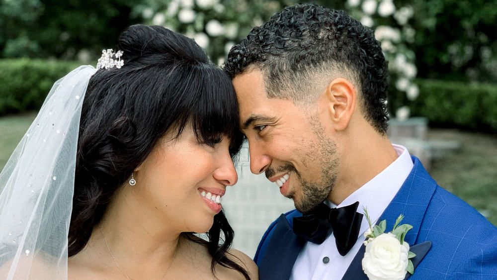 Neil Brown Jr. and his Wife