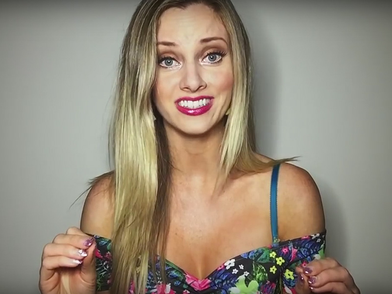Nicole Arbour Height, Weight & Body Measurements