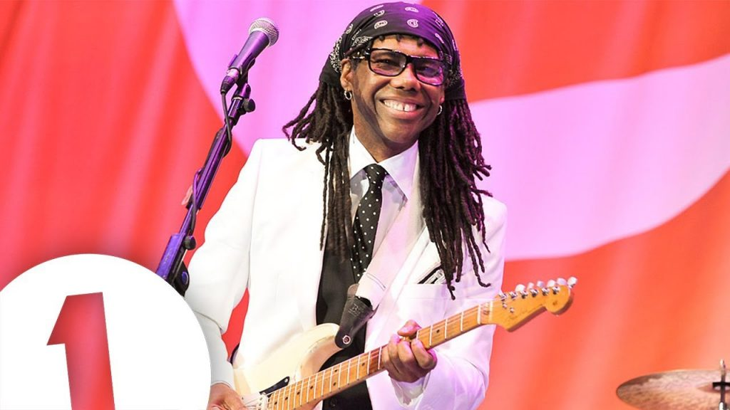 Nile Rodgers Height, Weight & Body Measurements